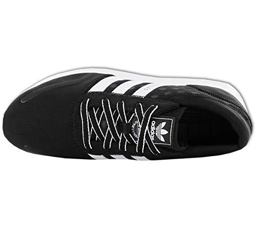 de Black los Mujer Angeles Zapatillas W Gimnasia Adidas para UIwxOaw