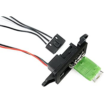 41zBlhiV7 L._SL500_AC_SS350_ amazon com acdelco 15 80521 gm original equipment heating and air 2007 chevy colorado blower fan resistor and wiring harness replacement at alyssarenee.co