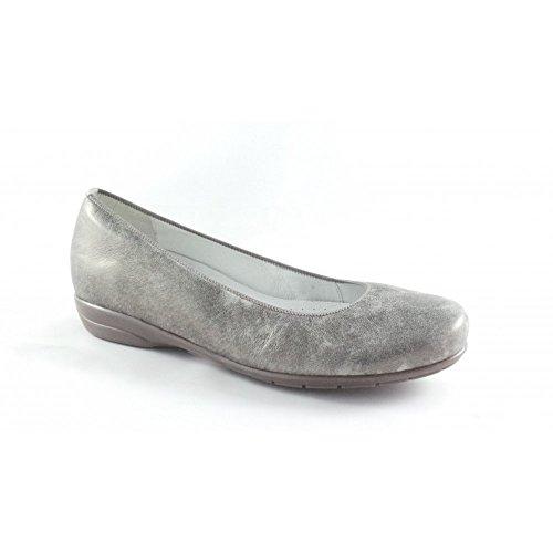 ara - Bailarinas para mujer Beige gris Beige - gris