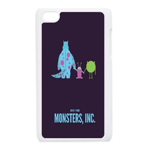Custom Mike Wazowski Ipod Touch 4 Case, Mike Wazowski Personalized Case for iPod Touch4 at Lzzcase