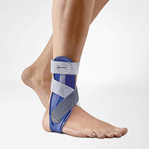 - Bauerfeind - MalleoLoc - Ankle Brace - Stabilize Your Ankle While Maintaining Mobility - Left Ankle - Size 2