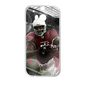 Arizona Cardinals HTC One M8 Cell Phone Case White SVD_550294