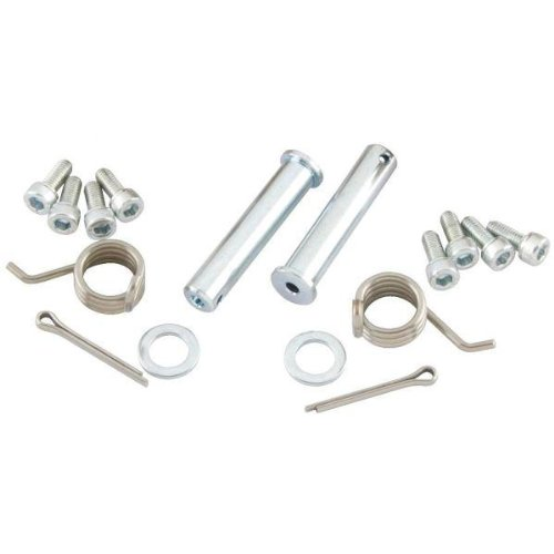 Pro Taper 2.3 Replacement Hardware Kit MX/Off-road/Dirt Bike Motorcycle Footpegs - One Size Footpeg Hardware