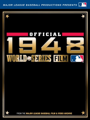 Mlb Official 1948 World Series Film