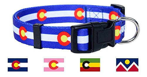 Top 10 best colorado flag dog collar: Which is the best one in 2019?