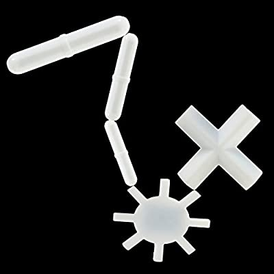 Magnetic retriever 6 shapes Magnetic Stirrer Stir Bars Mixer Stiring rod