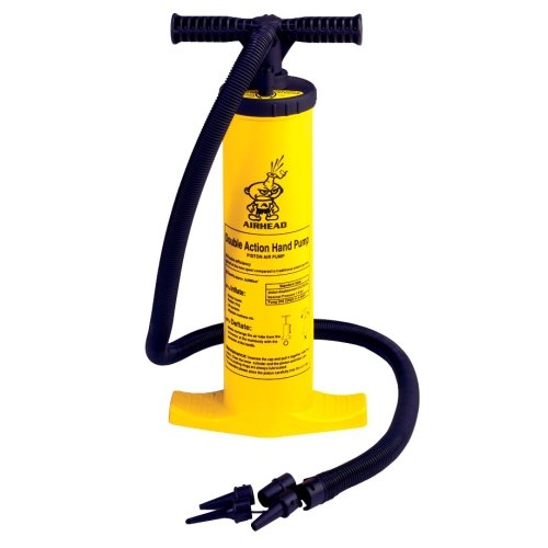 - Airhead Double Action Hand Pump'