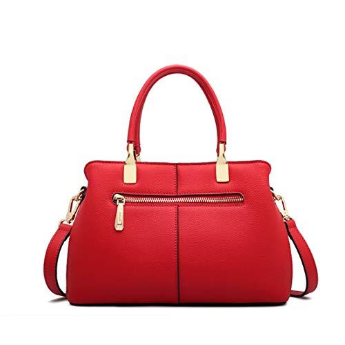 Pour Sac Femme Yy3 Jessiekervin Bandoulière À Main Red Banlieue Red color Décontracté SfnYpan