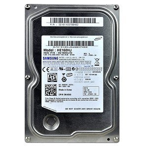 (Samsung SpinPoint HE160HJ 160GB SATA/300 7200RPM 16MB 3.5