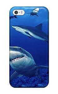 New Style AndrewTeresaCorbitt Sea Animals Premium Tpu Cover Case For Iphone 5/5s