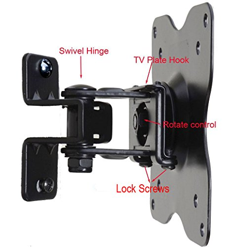 Videosecu Swivel Tv Wall Mount For Dell 19 20 22 23 24