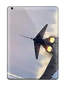 High Quality QuFhGJW3908qhggV Jet Fighter Tpu Case For Ipad Air