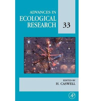 Read Online [(Advances in Ecological Research)] [Author: Yiqi Luo] published on (January, 2003) ebook