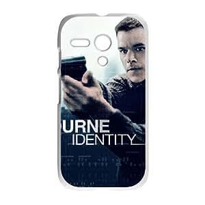 Motorola Moto G Phone Cases White The Bourne Ultimatum FAL972204
