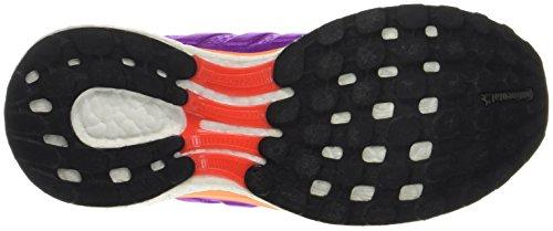 Scarpe Da Corsa Adidas Supernova Glide Boost 8 - Ss16 Morado (pursho / Pursho / Rojsol)