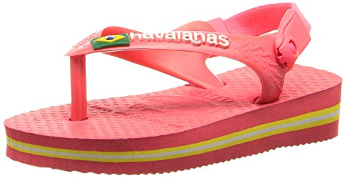Havaianas Kids Brazil Coral Sandal product image