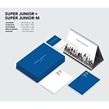 Super junior 2016 season greeting poster ver by sm ent amazon super junior 2016 season greeting poster ver by sm ent m4hsunfo