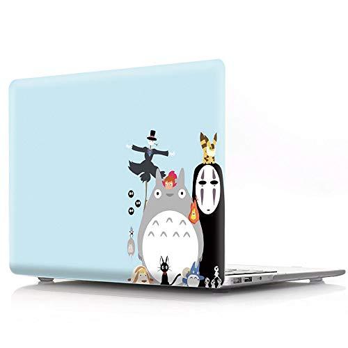 HRH Halloween Totoro Protective MacBook