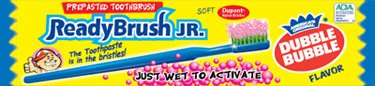 READYBRUSH JR - Package of 10 toothrushes (Toothbrush Jr Kids)