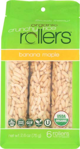 Bamboo Lane Banana Maple, Pouch 2.6 OZ (Pack of 12)