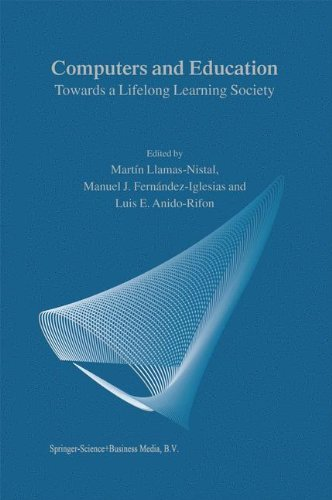 Computers and Education: Towards a Lifelong Learning Society Pdf