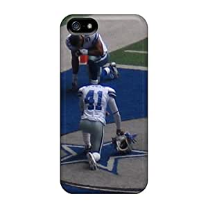 Top Quality Case Cover For Iphone 5/5s Case With Nice Dallas Cowboys Appearance