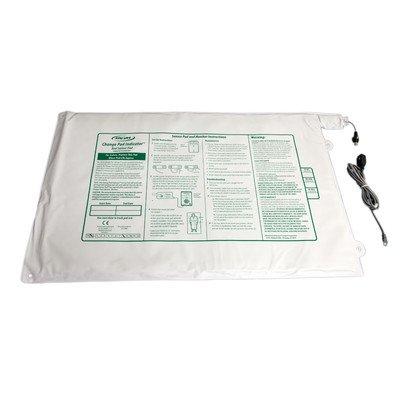 Timed 90 Days Bed Sensor Pad Size: 20'' H x 30'' W x 0.1'' D