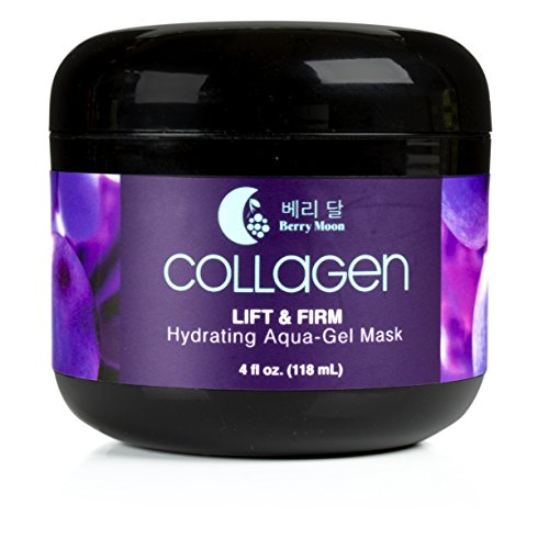 Berry Moon Anti-Aging Collagen Mask for hydration, dark spot