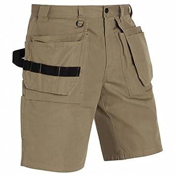 Handwerker Shorts Schwarz C44