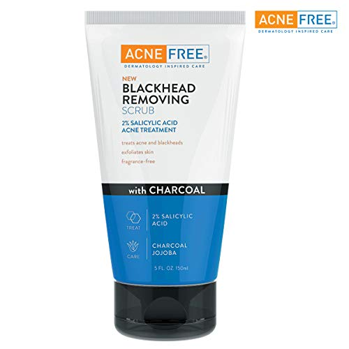 AcneFree Blackhead Removing Exfoliating Salicylic product image