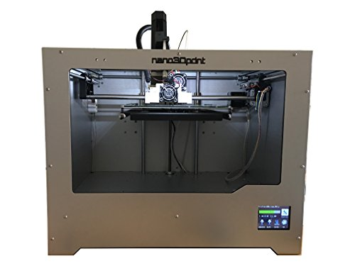 3D Multimaterials Printer for Printed Electronics