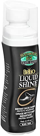 Moneysworth and Best Shoe Care Instant Shine Liquid Wax