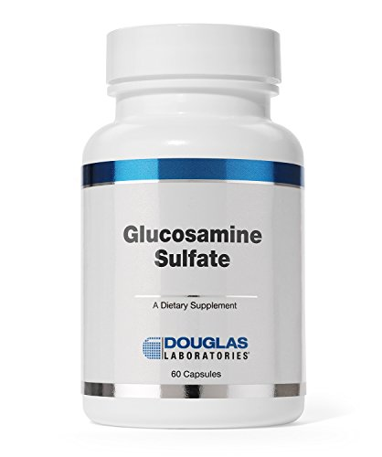 Douglas Laboratories® - Glucosamine Sulfate 500 mg. - Absorbable Formula Supports Synthesis and Maintenance of Connective Tissue* - 60 Capsules by Douglas Laboratories