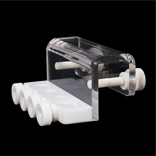 Aquarium Choice Soft Tube Fixture Holder for Holding Doing Pump Soft Hose