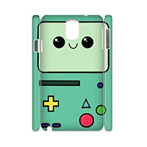 Beemo Adventure Time Custom 3D Cover Case for Samsung Galaxy Note 3 N9000,diy phone case ygtg589298
