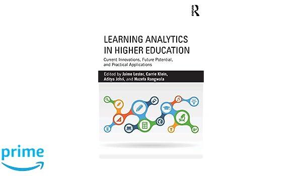 learning analytics pdf