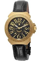 Lancaster Women's  OLA0349LNR/NR Pillola Black Dial Watch Model