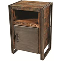 Moti Furniture Allison Cabinet/Night Stand with 1 Door