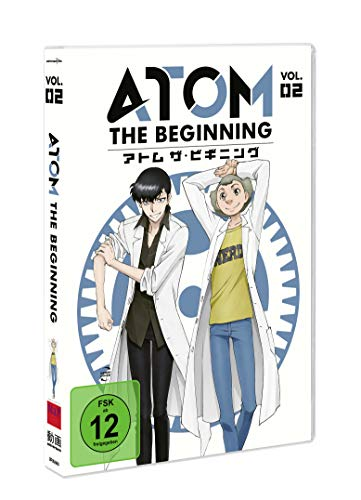 Atom the Beginning Vol. 2