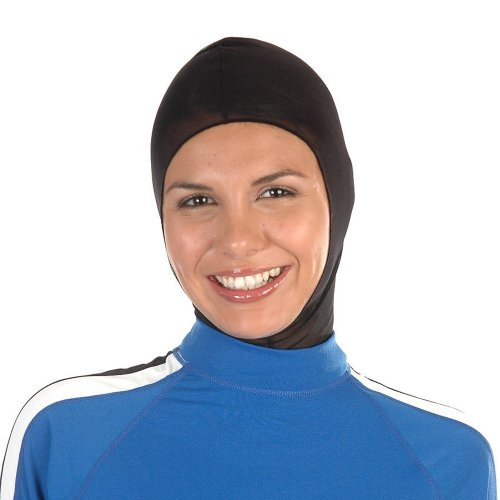 Sun Protective Adult Swim Hood UPF 50+ - Swimming Hood