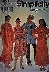 OOP Simplicity Sewing Pattern 5509. Women's Plus Szs 18W,...