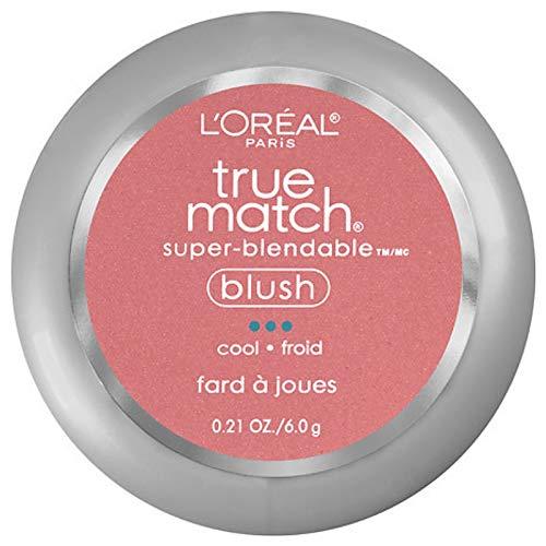 L'Oreal True Match Super-Blendable Blush, Spiced Plum 0.21 oz (Pack of 2) by L'Oreal Paris