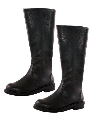Mens Black Matey Boots - Mens Large