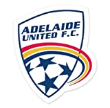 Adelaide United FC - Australia Football Soccer Futbol - Car Sticker - 5""