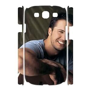 Hjqi - Custom Luke Bryan 3D Phone Case, Luke Bryan DIY Case for Samsung Galaxy S3 I9300
