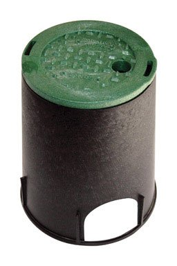Round Valve Box With Cover