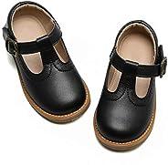 Otter MOMO Girl's T-Strap School Uniform Dress Shoe Mary Jane