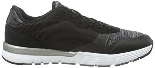 Lotto Men's Dayride AMF Running Shoes Black (Black/White) DSzm0dugb2