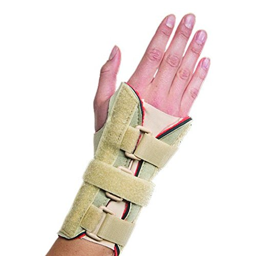 Physical Therapy Aids 081045475 Thermoskin Wrist Brace, Hand Brace, Carpal Tunnel