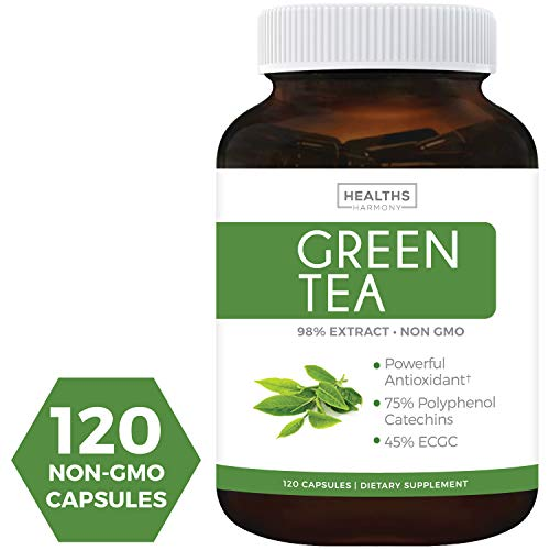 Best Green Tea Herbal Supplements